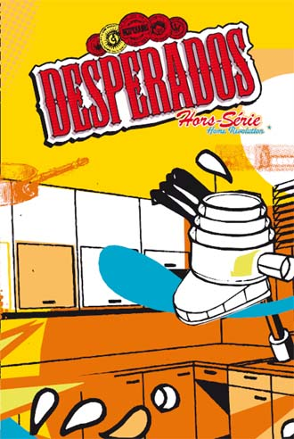 Flyer Desperados