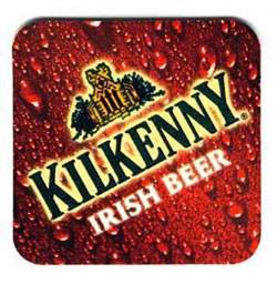 Sous bock Kilkenny Irish Beer