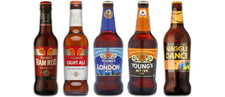 Collection de Young's Strong Export